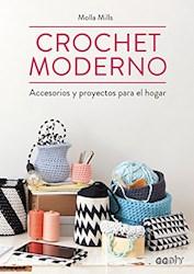 Papel Crochet Moderno Accesorios Y Proyectos Para El Hogar