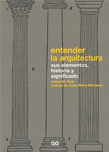 E-book Entender La Arquitectura