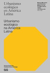Libro Urbanismo Ecologico En America Latina
