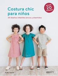 Libro Costura Chic Para Niños