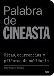 Libro Palabra De Cineasta