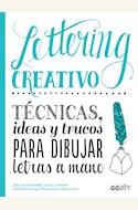 Papel LETTERING CREATIVO