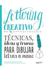 Papel LETTERING CREATIVO