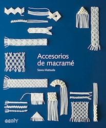Libro Accesorios De Macrame