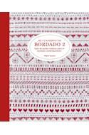 Papel MI CUADERNO DE BORDADO 2 GUIA DE PUNTOS CLASICOS PARA EL BORDADO CONTEMPORANEO (CARTONE)