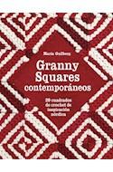 Papel GRANNY SQUARES CONTEMPORANEOS 20 CUADRADOS DE CROCHET DE INSPIRACION NORDICA (DIY)