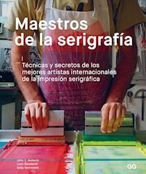Libro Maestros De La Serigrafia