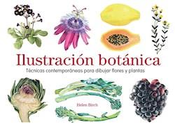Libro Ilustracion Botanica