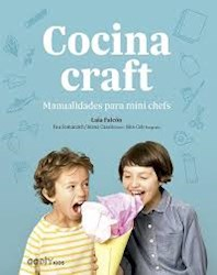 Libro Cocina Craft
