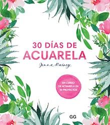 Libro 30 Dias De Acuarela