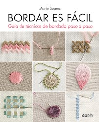 Libro Bordar Es Facil