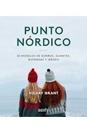 Papel PUNTO NORDICO 30 MODELOS DE GORROS GUANTES BUFANDAS Y JERSEIS (COLECCION DIY) (CARTONE)