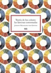 Libro Teoria De Los Colores : Las Laminas Comentadas