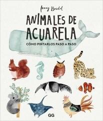 Libro Animales De Acuarela