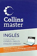 Papel COLLINS MASTER INGLES DICCIONARIO BILINGUE ESPAÑOL / INGLES - ENGLISH / SPANISH (ON LINE) (CARTONE)