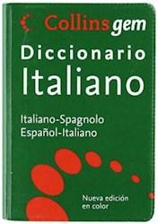 Papel Diccionaro Gem Italiano