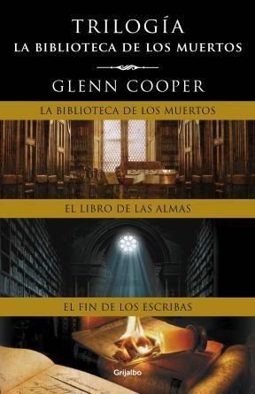 E-book Trilogía La Biblioteca De Los Muertos