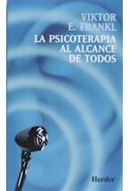 Papel LA PSICOTERAPIA AL ALCANCE DE TODOS