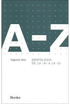 Papel GRAFOLOGIA DE LA A A LA Z