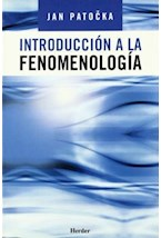 Papel INTRODUCCION A LA FENOMENOLOGIA