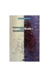 Papel DOSTOYEVSKI ENTRE RUSIA Y OCCIDENTE
