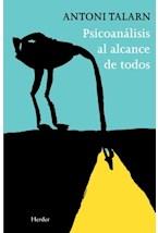 Papel PSICOANALISIS AL ALCANCE DE TODOS