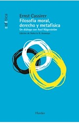 Papel FILOSOFIA MORAL, DERECHO Y METAFISICA