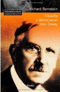 Papel FILOSOFIA Y DEMOCRACIA JOHN DEWEY (RUSTICO)