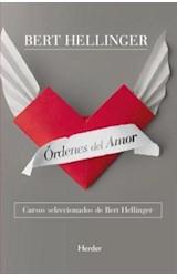 Papel ORDENES DEL AMOR (CURSOS SELECCIONADOS DE BERT HELLINGER)