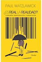 E-book ¿Es real la realidad?