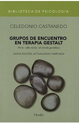 Papel GRUPOS DE ENCUENTRO EN TERAPIA GESTALT