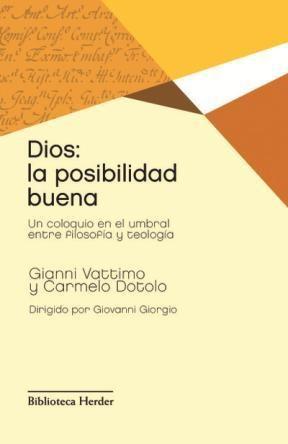 E-book Dios, La Posibilidad Buena