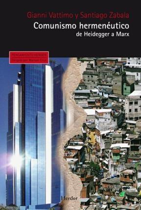 E-book Comunismo Hermenéutico