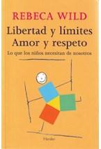 E-book Libertad y límites. Amor y respeto