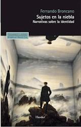 E-book Sujetos en la niebla