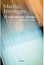 E-book El concepto de tiempo