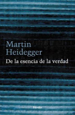 E-book De La Esencia De La Verdad