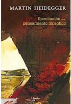 E-book Ejercitación en el pensamiento filosófico