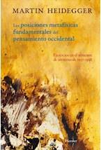 E-book Posiciones metafísicas fundamentales del pensamiento occidental