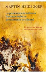 E-book Posiciones metafísicas fundamentales del pensamiento occidental