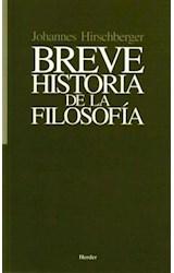 E-book Breve historia de la filosofía