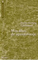 E-book Mis años de aprendizaje