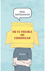 E-book No es posible no comunicar