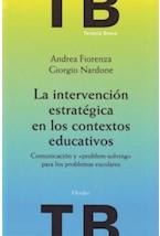 E-book La intervención estratégica en los contextos educativos