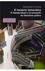 E-book El horizonte democrático