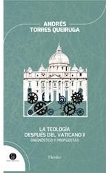 E-book La teología después del Vaticano II