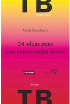 E-book 24 ideas para una psicoterapia breve