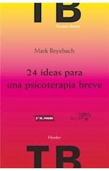 E-book 24 ideas para una psicoterapia breve 2ª ed.