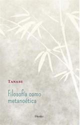 E-book Filosofía como metanoética
