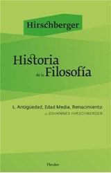 E-book Historia de la filosofía I